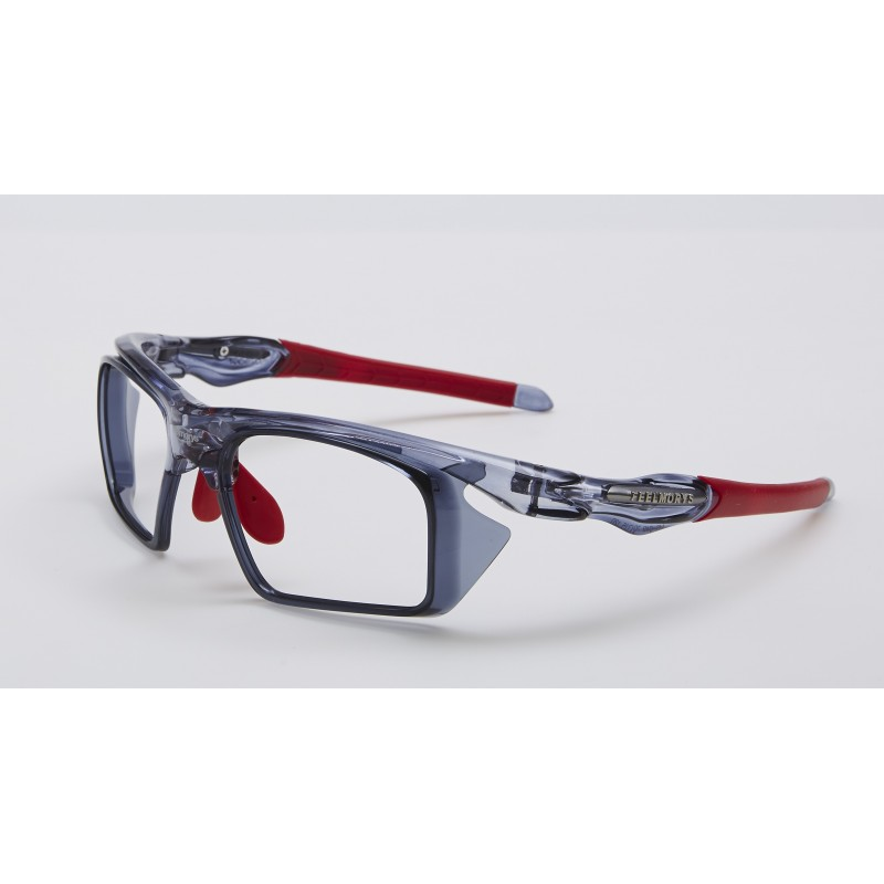 FEELMORYS MS049 BLACK/RED GRADUADA LENTES FOTOCROMATICAS 0-3