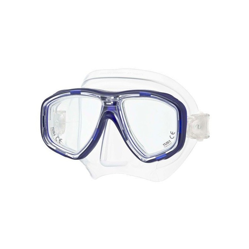 Tusa Geminus azul/cristal (Hipermetropía)