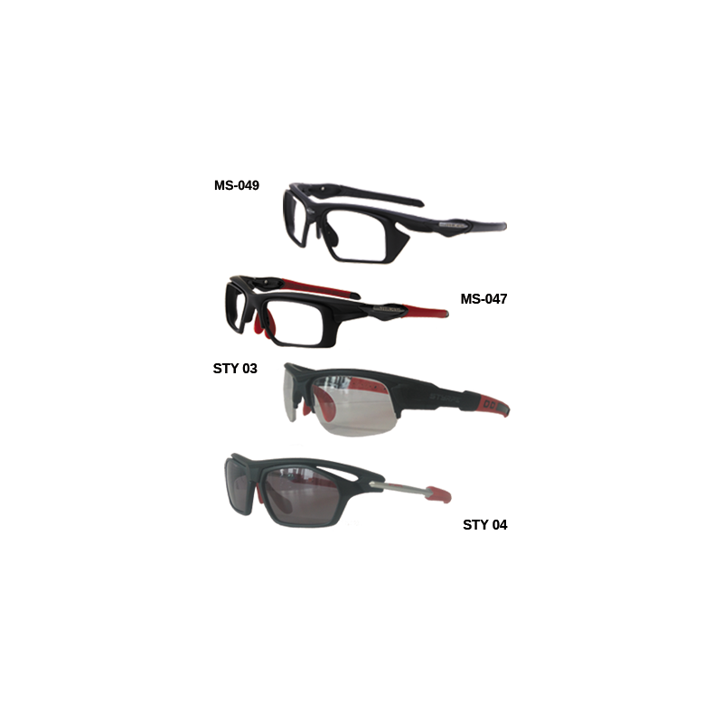 Rebajas gafa deportiva graduada