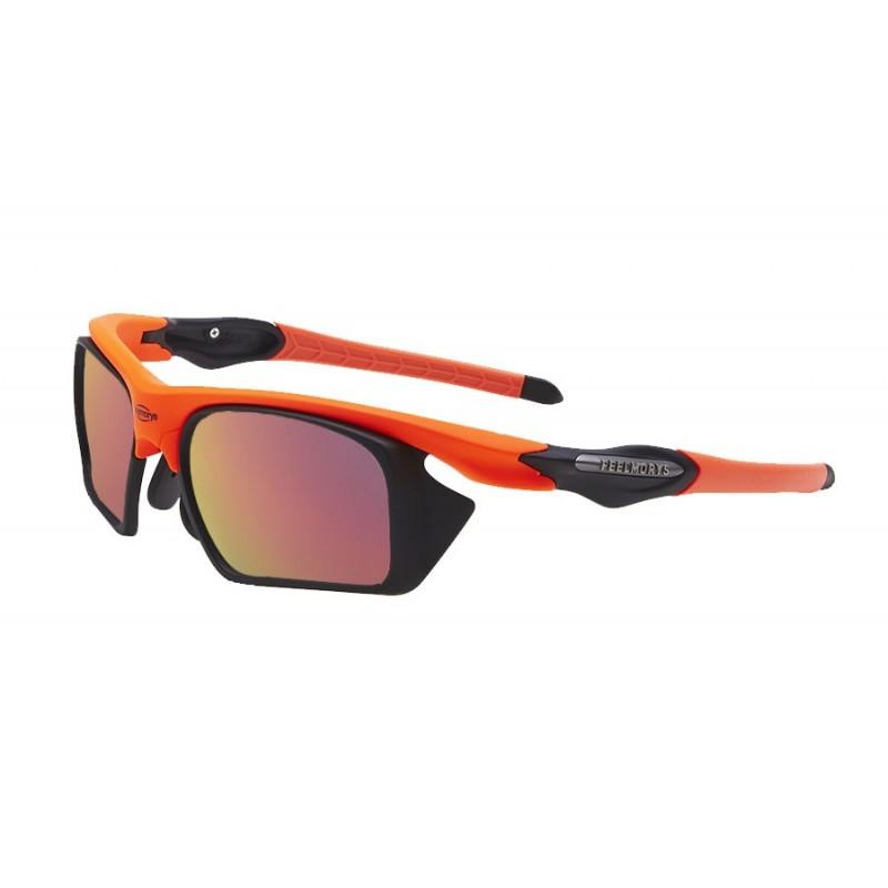 MS-049 Orange/Black + Rx Adapters