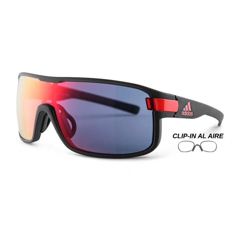 Sport Glass Adidas Zonyk + optical clip graduated