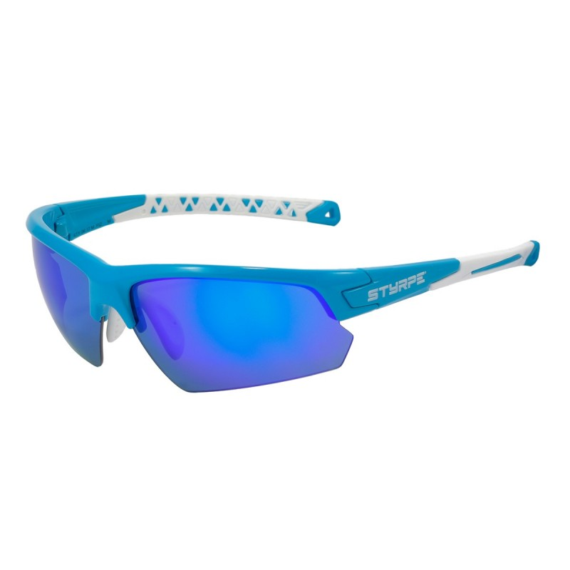 Sport glass STY 06 Blue/White M.Fiz