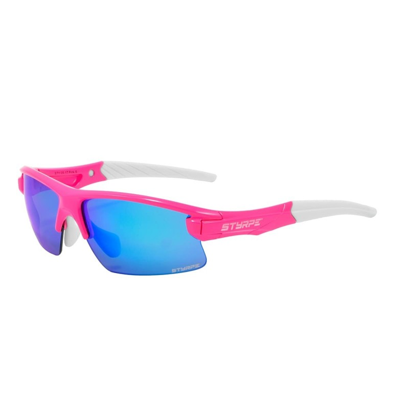 Sports glasses STY 05 Pink