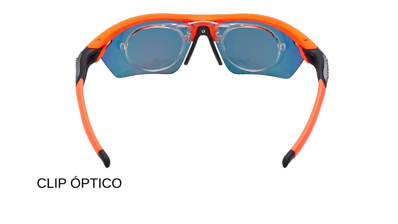 a0cba30680 Imagen para ver las gafas deportivas FeelMorys graduadas con clip óptico  interno.