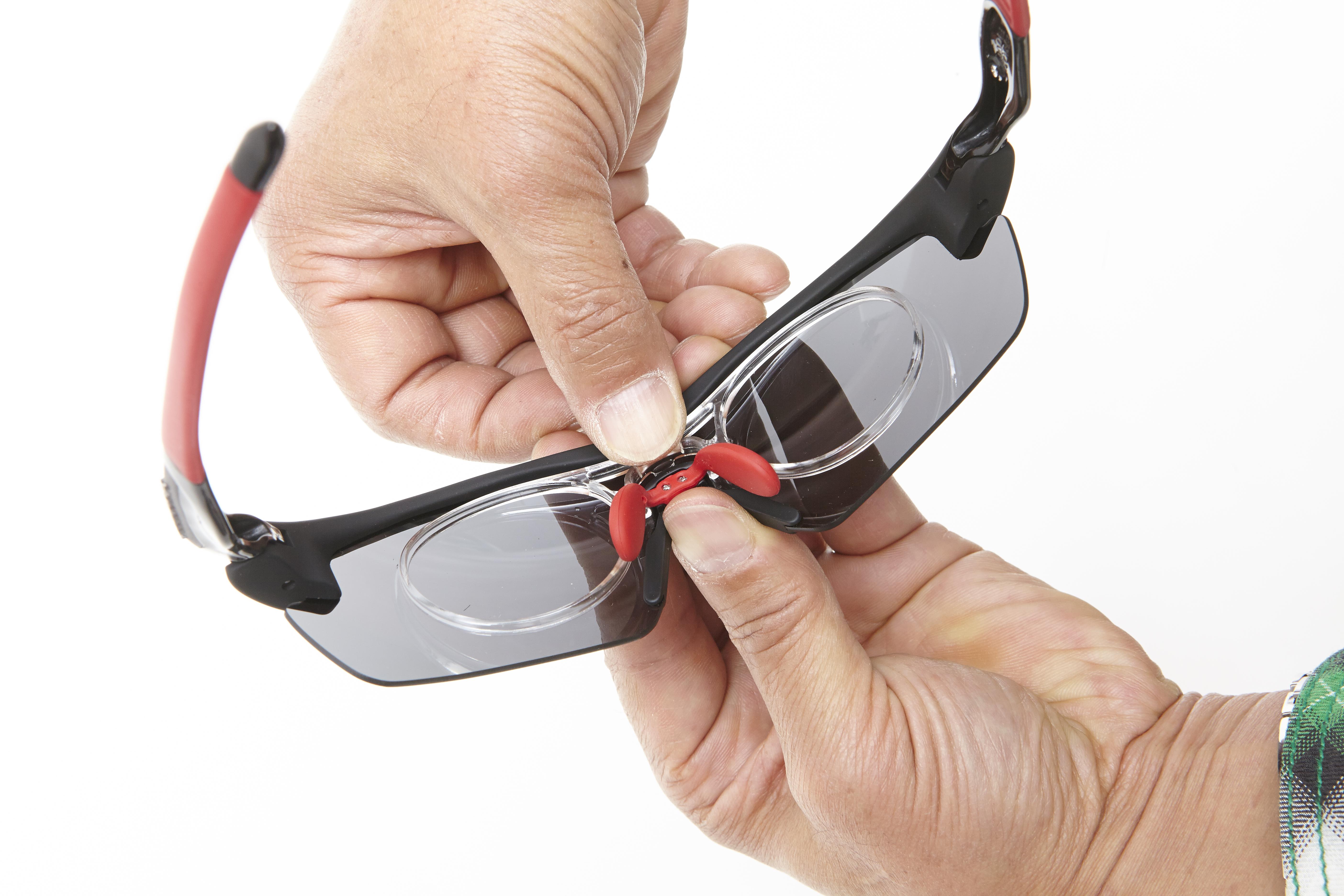 Gafas feelmorys ms-047 graduadas con clip óptico