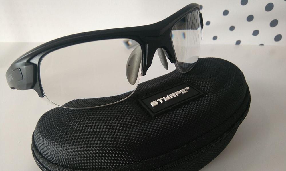Sty 03 Black graduada adaptadores RX lente transparente