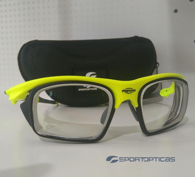 Ejemplo FeelMorys Fluor/Grey graduada con lentes fotocromáticas.