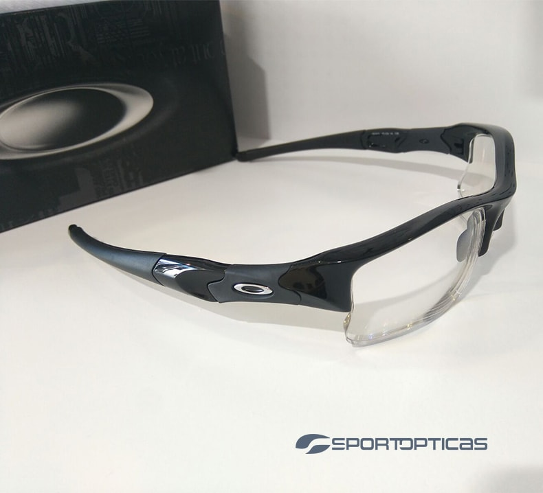 Ejemplo Oakley Flak 2.0 graduada con lentes fotocromáticas
