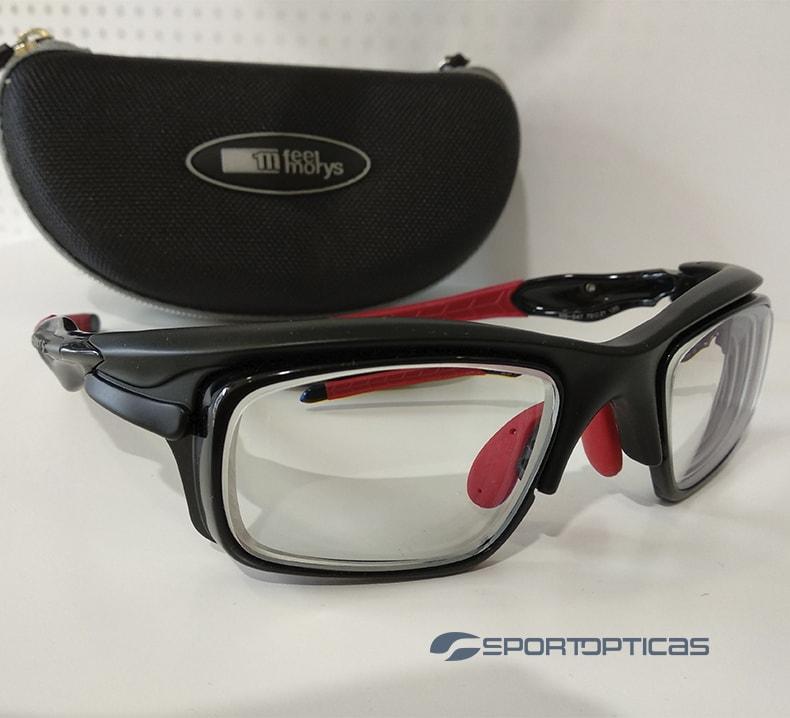 Ejemplo FeelMorys MS-047 graduada con lentes fotocromáticas.