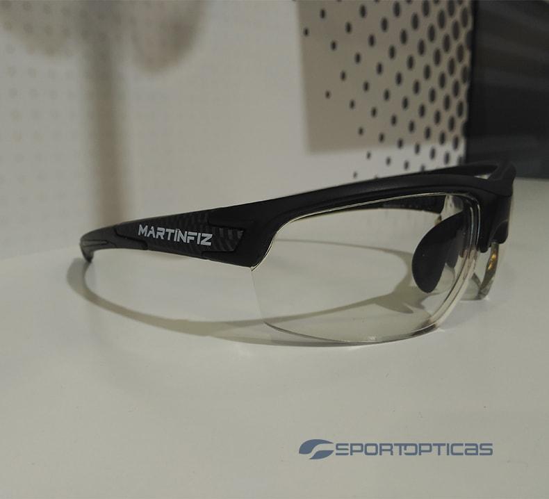 Ejemplo Styrpe Sty 06 Martín Fiz Black/Carbon graduada con lentes fotocromáticas