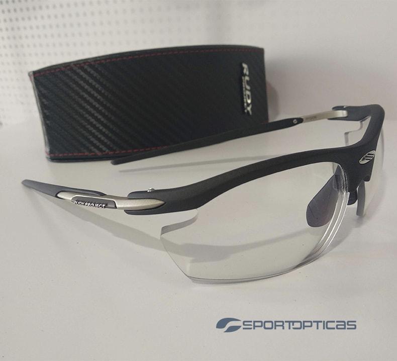 Ejemplo Rudy Project Rydon graduada con lentes fotocromáticas