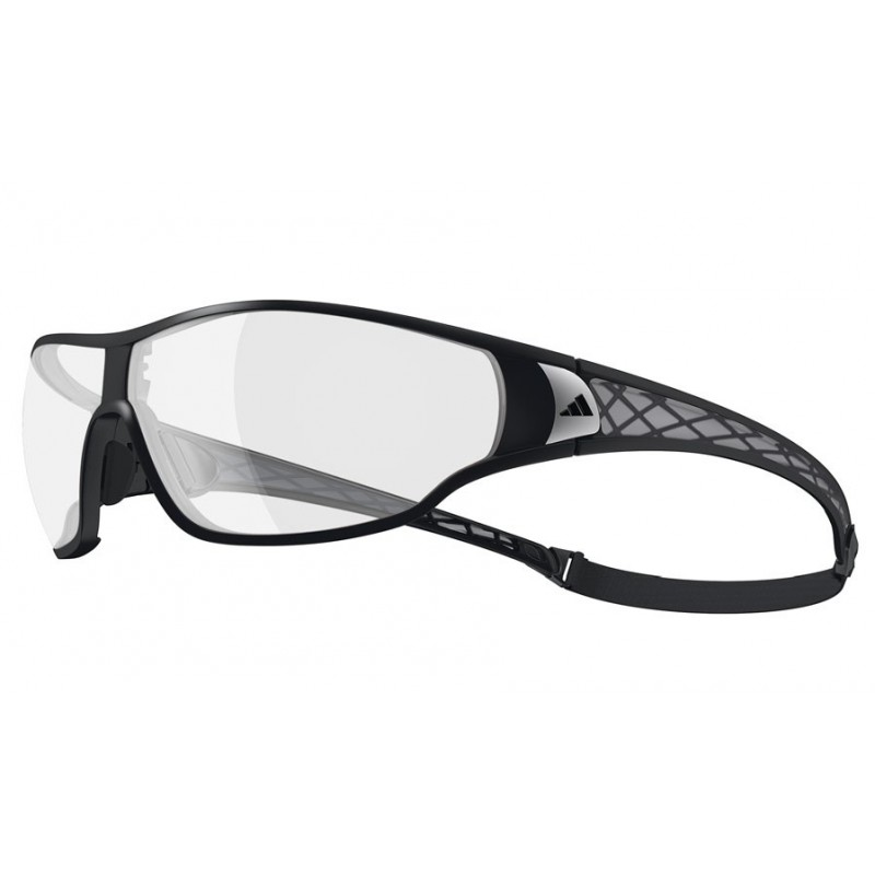 Adidas Tycane Pro sports glasses + graduated optical clip