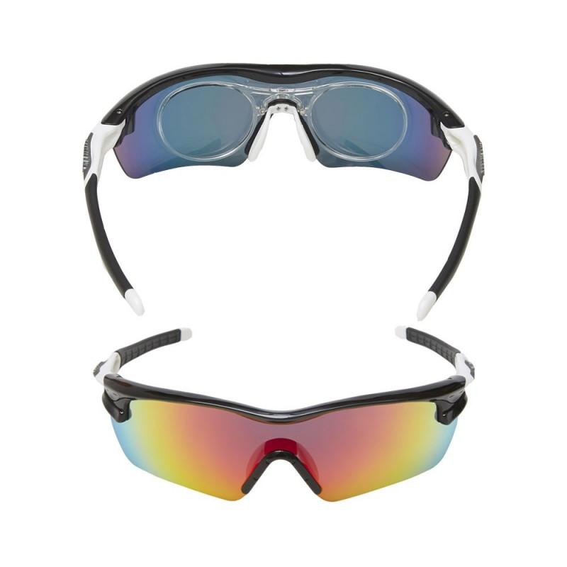 Sport sunglasses MS-048 + clip óptico