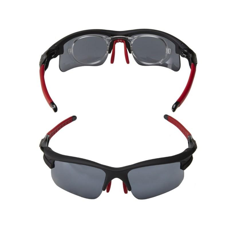 Sport sunglasses MS-047 + clip óptico