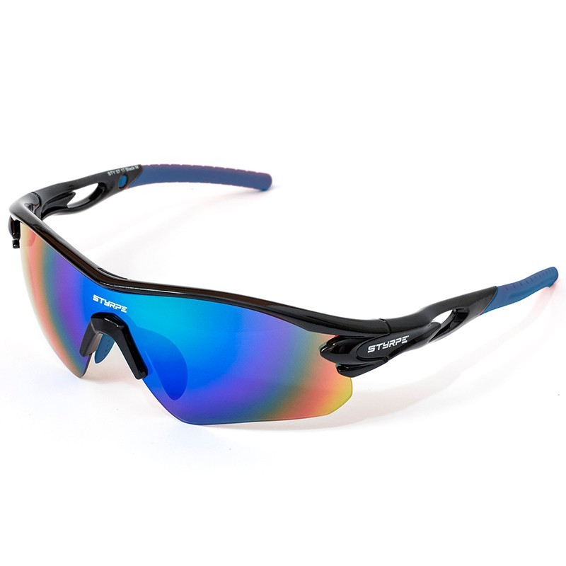 Sport Sunglasses STY 07 Black