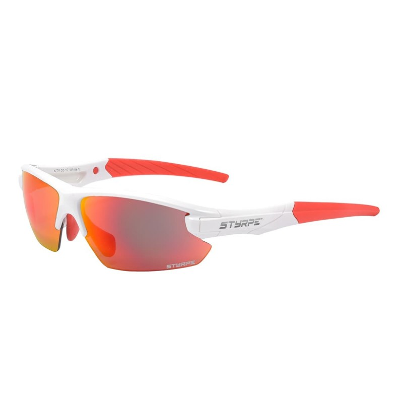 Sport glass Styrpe Sty 05 White