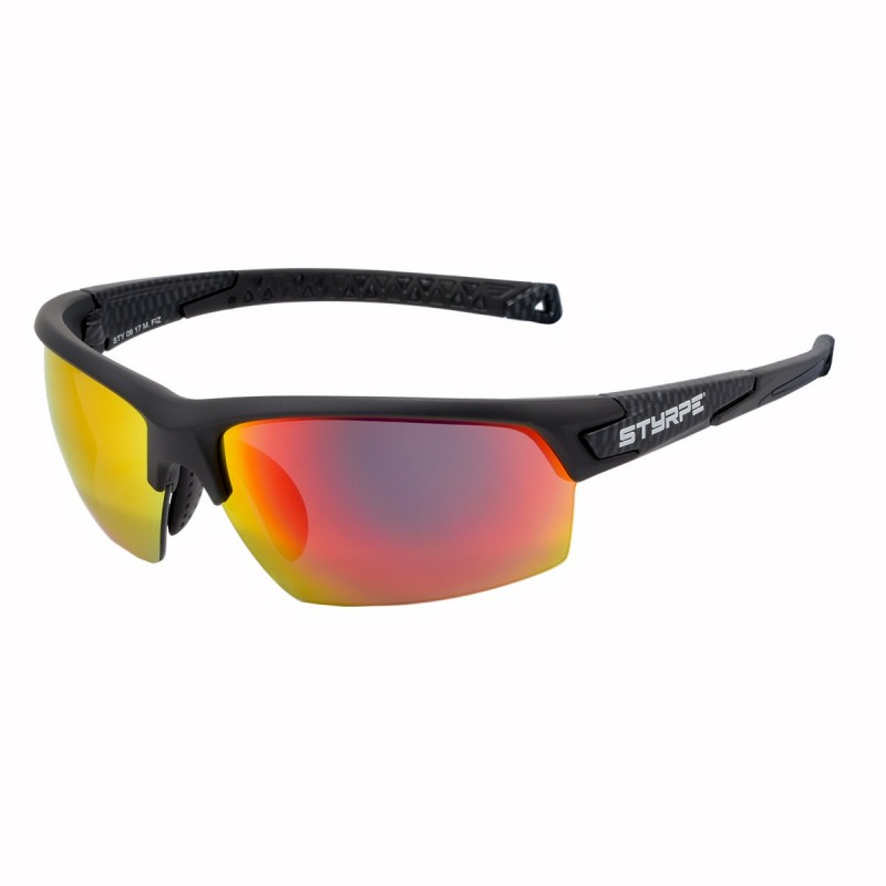 Prescription Sport glass STY 06 Carbon M.Fiz