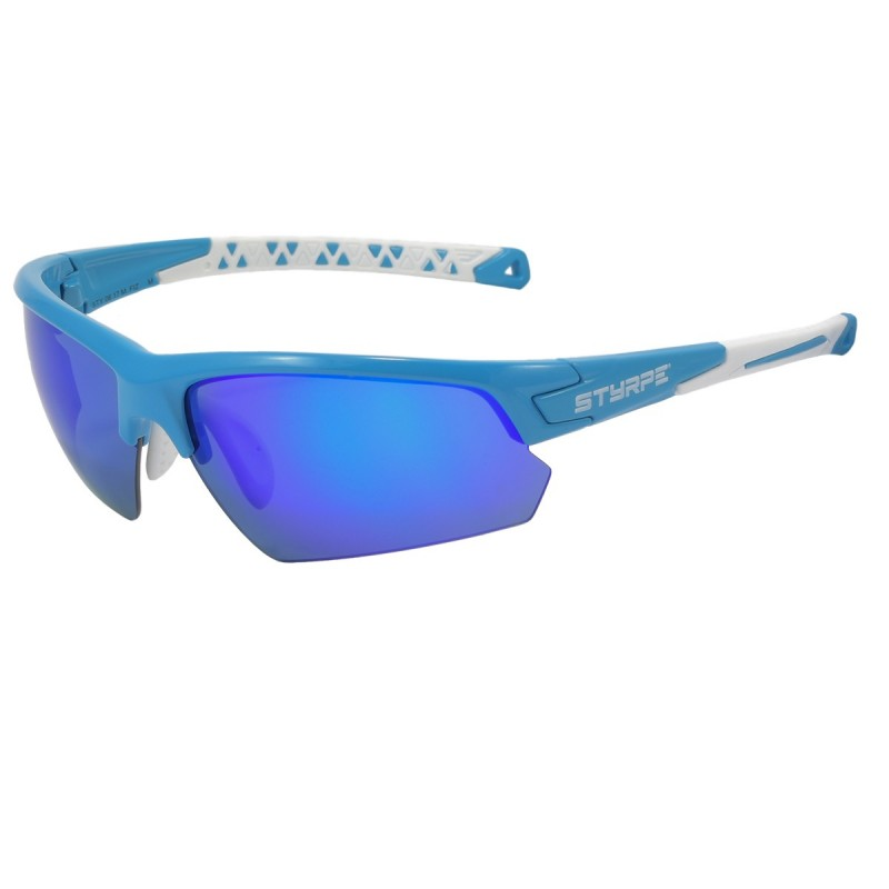 Prescription Sport glass STY 06 Blue/White M.Fiz