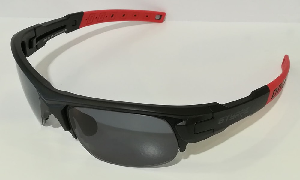 Sty 03 Black graduada adaptadores RX lente smoke