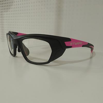 06 Black/Pink + adaptadores rx graduados
