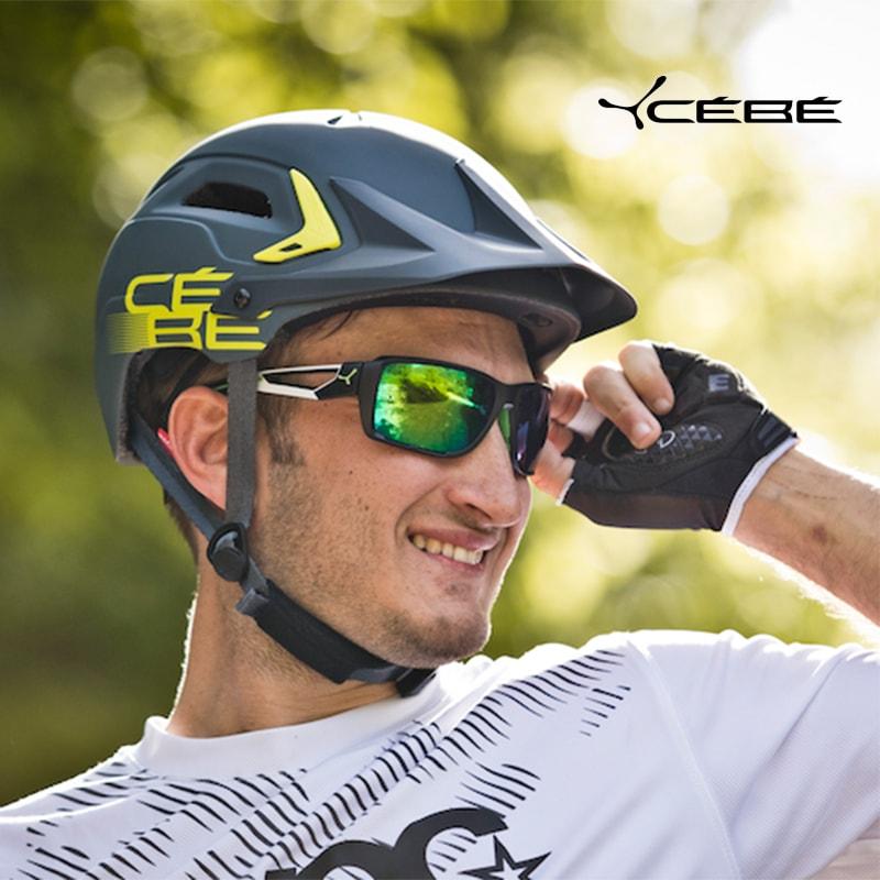 Gafas deportivas de la marca Cébé